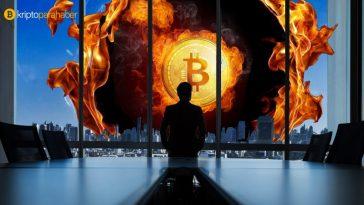 Bitcoin yatırımcıları dikkat: Mart ayından beri en sert çöküş geliyor!