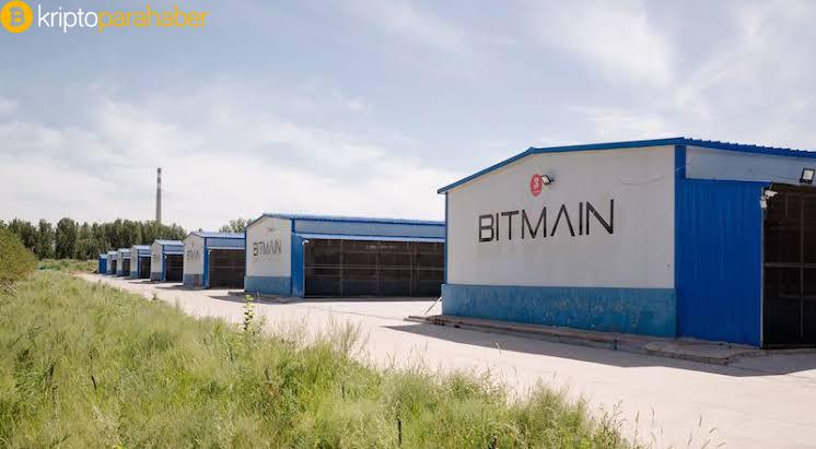 Çin Mahkemesi, Bitmain 676 Bin Dolar Tutarındaki Varlığını Dondurdu