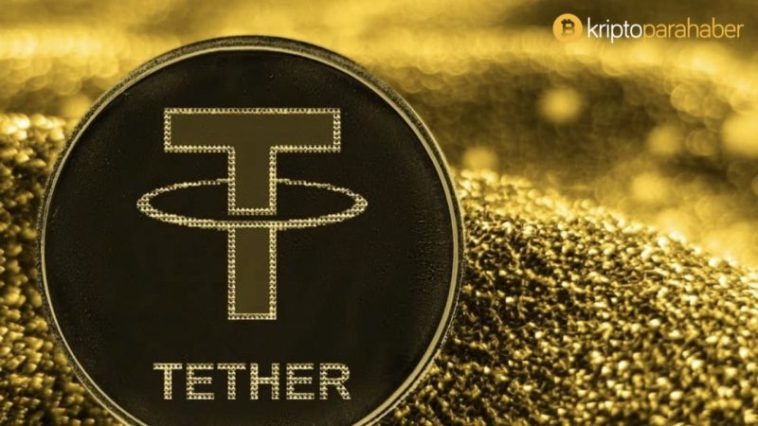 Tether Gold talebe doymuyor