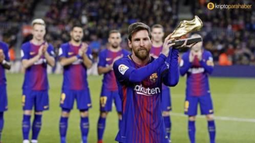 FC Barcelona taraftar tokeni çıkarıyor.