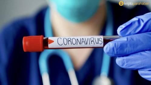 Blockchain ile bunu da başardılar! Donmuş yiyeceklerden koronavirüs tespiti...