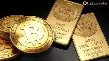 Altın fiyatlarındaki düşüşün arkasında Bitcoin mi var?