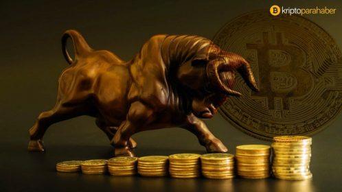 Bitcoin için 2017 boğa koşusunda görülen bir indikatör tekrar açığa çıktı!