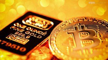 Bitcoin toparlanma yoluna girdi, altın son 4 ayın zirvesine yaklaştı