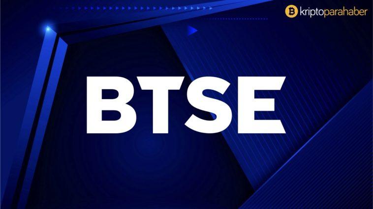 BTSE, Bitcoin'de fiyatlandırılmış altın vadeli işlemlerini başlatan ilk borsa oldu.