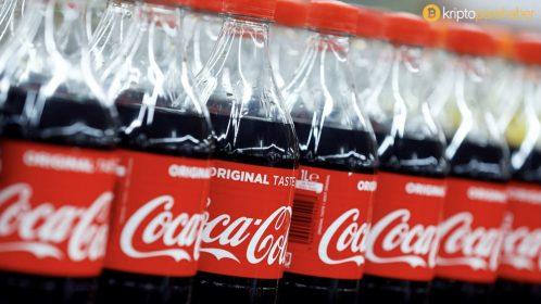 Bitcoin ile Coca-Cola satın almak artık mümkün.