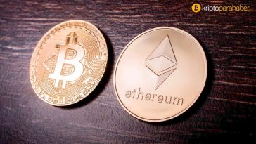 Ethereum bu alanda Bitcoin'i geride bıraktı!