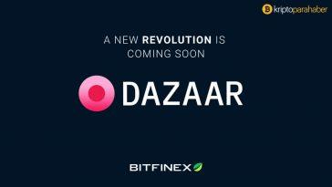Bitfinex yeni bir P2P pazarı ve video platformu başlatıyor: Karşınızda Dazaar