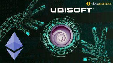 Dünyaca ünlü oyun geliştiricisi Ubisoft, Ethereum tabanlı oyun çıkardı.
