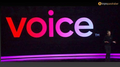 EOS tabanlı sosyal medya platformu Voice, önümüzdeki ay başlatılıyor