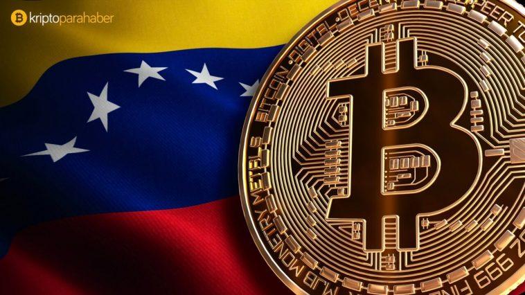 Resmileşti: Venezuela'da kripto para madenciliği artık yasal