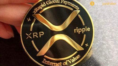 XRP transferi