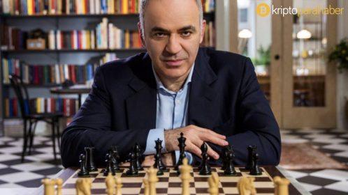 Satranç ustası Garry Kasparov, Bitcoin ve kripto para endüstrisini yorumladı.