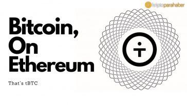 Bitcoin ile Ethereum arasında köprü kuracak tBTC yeniden başlatıldı