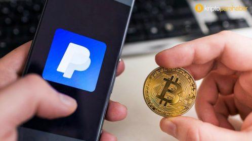 PayPal'in günlük kripto hacmi rekorlar kırmaya devam ediyor