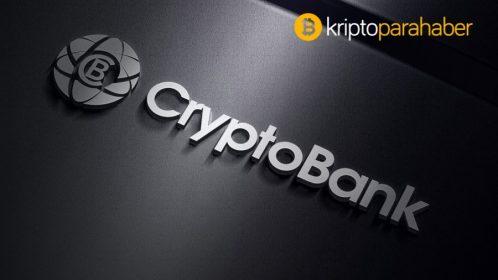Lider Bitcoin borsası ABD'nin ilk kripto bankası oldu