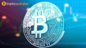 Organik büyüme mi? Bitcoin SV aktivitesi BSV konferansından önce Yüzde 761 arttı