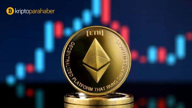 Ethereum bu alanda Bitcoin'i bile geçerek rekor kırdı!