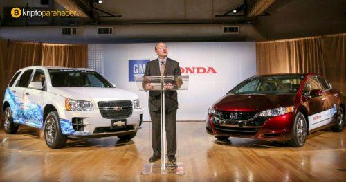 GM ve Honda, merkezi olmayan elektrikli otomobil şarj ağı için teknik özellikler yayınladı