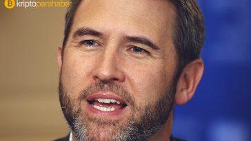 Ripple CEO'sundan dev kripto para borsasına siyaset eleştirisi