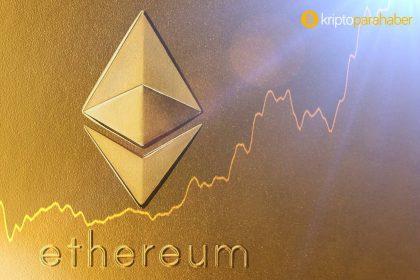 """Ethereum Piyasası """"yeni bir boğa döngüsünün başlangıcına"""" İşaret Ediyor"""