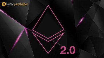 Eth 2.0'da stake edilen Ether tutarı 1 milyar dolara ulaştı