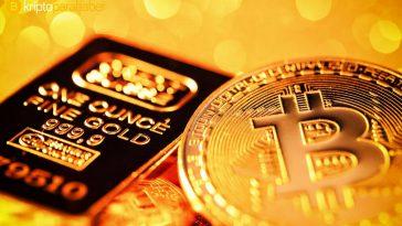 """Meşhur portföy yöneticisinden çarpıcı altın açıklaması! """"Bitcoin enflasyona karşı korumada altını geçti"""""""