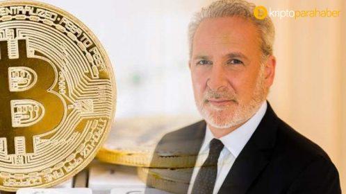 Amansız Bitcoin düşmanı Peter Schiff'ten yeni BTC açıklaması