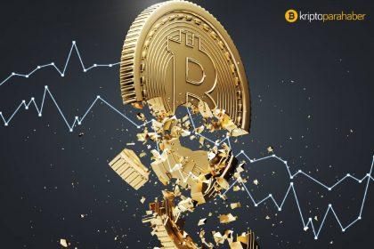 """Kasım ayı sona ererken Bitcoin """"ölüm kalım"""" saatlerine girdi! Neler olacak?"""