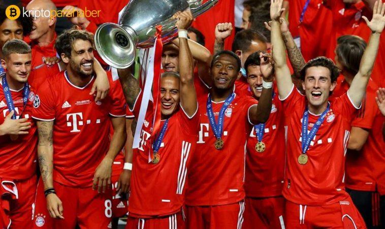Bayern Münih blockchain tabanlı fantezi futbol trendine katılıyor