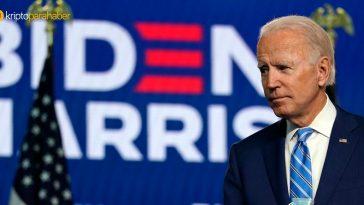 Kripto para platformunun CEO'su Joe Biden'ın kampanyasına devasa bağışta bulundu