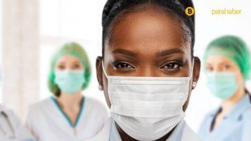 Venezuelalı sağlık çalışanları ABD'den yardım olarak USDC aldı