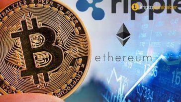 Uçuş sırası kimde?: Bitcoin, Etherem ve XRP fiyat analizi