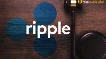 Mahkeme, SEC'in Ripple'ın Garlinghouse ve Larsen'in kişisel mali kayıtlarını ifşa etme talebini reddetti