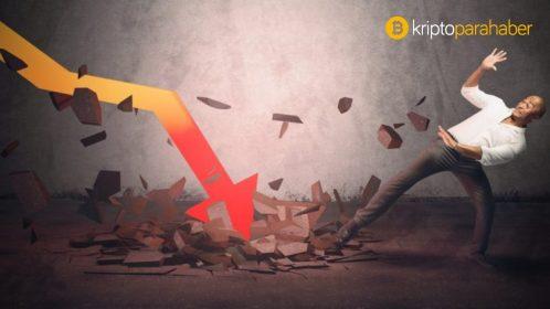 Bitcoin bu seviyeye düşme riski ile karşı karşıya
