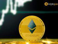 Altcoinlerin lideri Ethereum ATH'sini geçerek yeni rekor kırdı