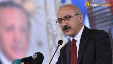 Hazine ve Maliye Bakanı Lütfi Elvan'dan kripto para vergisi açıklaması