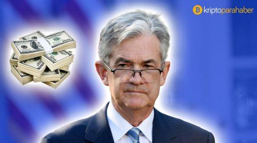 Powell'ın yorumları piyasayı gerince Bitcoin'de sert satışlar yaşandı