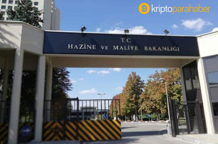 Son dakika gelişmesi: Hazine ve Maliye Bakanlığı'ndan Bitcoin ve kripto para açıklaması