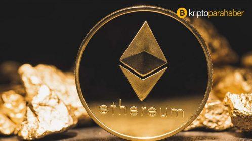 Ethereum bugün rekor kırarken uzmanlardan ETH tahminleri ve açıklamaları geldi! Yükseliş devam edecek mi?