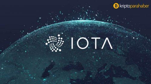 """IOTA, yeni """"fırsat çarkı"""" tanıtımını gerçekleştirdi"""