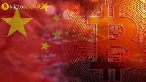 Çin'in bitcoin madenciliği sorunu var