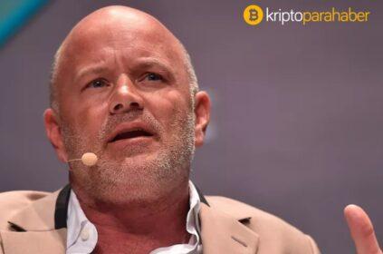 Milyarder Mike Novogratz, Bitcoin hakkında düşüncelerini açıkladı