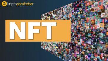 Balinalar, Ethereum NFT'lerine öncülük ediyor!