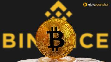 Binance, Bitcoin bakiyelerinde önemli miktarda çıkış gerçekleşti