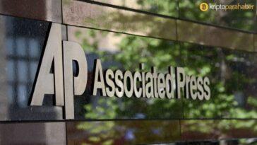Associated Press verilerini yayınlamak için Chainlink kullanacak