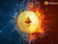 Ethereum (ETH) fiyatı 4.000 doların üzerine çıktı!
